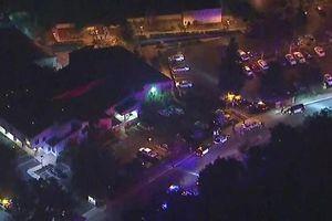 Xả súng dã man tại quán bar ở California, 12 người thiệt mạng
