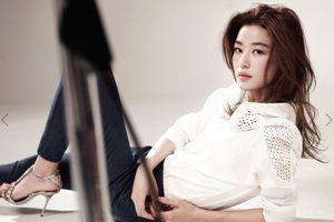 Bí quyết giữ dáng nuột nà của 'mợ chảnh 2 con' Jeon Ji Huyn