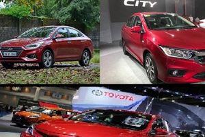 Đọ tiện nghi của 3 chiếc ô tô sedan hot nhất Việt Nam giá từ 400 triệu đồng
