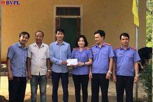 VKSND huyện Hương Khê chung tay xây dựng nông thôn mới