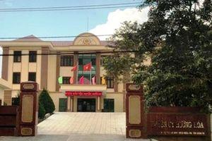 Kỷ luật cảnh cáo Ban Thường vụ Huyện ủy Hướng Hóa
