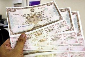 Kho bạc Nhà nước huy động được thêm hơn 1.600 tỷ đồng trái phiếu
