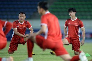 Đội hình dự kiến trận ĐT Việt Nam - ĐT Lào (AFF Cup 2018)