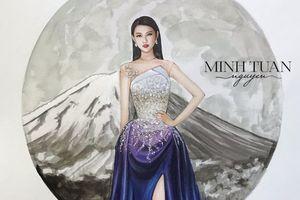 Miss International: Chuyện đặc biệt sau thiết kế dạ hội của Thùy Tiên
