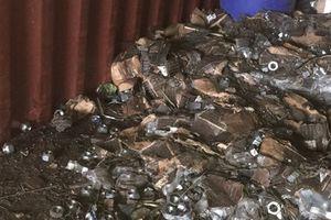 Chi 147 triệu USD nhập khẩu phế liệu sắt thép trong tháng 10