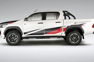Toyota Hilux GR Sport bản giới hạn ra mắt, 'chinh phục' thị trường Brazil