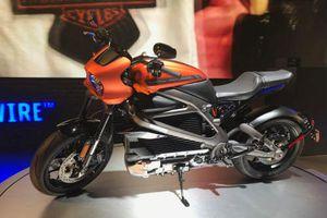 Môtô điện Harley Davidson LiveWire ra mắt: Quá đẹp và tối tân