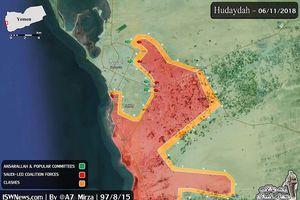Ả rập Xê-út không kích Houthi tới 200 lần trong 2 ngày