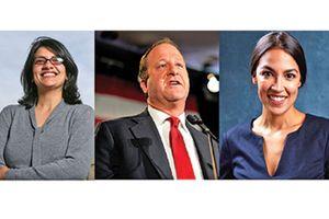 Những gương mặt nổi bật sau bầu cử Quốc hội Mỹ 2018