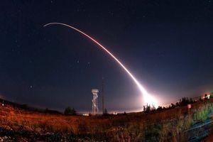 Mỹ lại thử nghiệm tên lửa đạn đạo xuyên lục địa Minuteman III