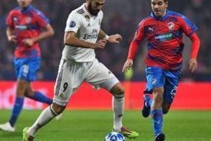 Bale nổ súng và kiến tạo, Real vùi dập Plzen với cú 're-poker'