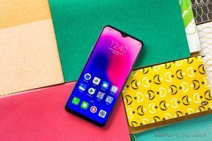 Top 5 smartphone màn hình giọt nước thời thượng