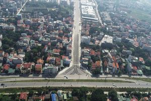 Toàn cảnh tuyến đường 190 tỷ đẹp nhất quận Long Biên