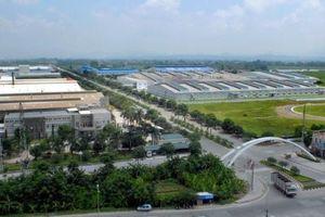 Khánh thành giai đoạn I, Khu công nghiệp Thăng Long - Vĩnh Phúc