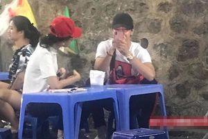 HOT: Phương Nga và Bình An bị bắt gặp hẹn hò ở Hà Nội?
