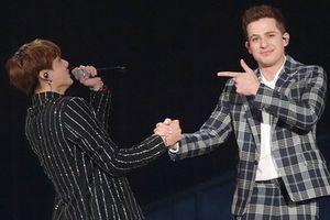 Charlie Puth và BTS bị chê cười 'màn live tệ nhất MGA2018': Big Hit Entertainment nói gì?