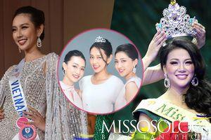Miss International 2018: Thùy Tiên nổi bật nhất 'hậu Phương Khánh', đội luôn vương miện chụp ảnh quảng cáo