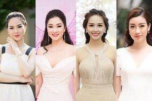 Tiểu Vy yên tâm - Miss World chưa một lần 'quay lưng' với Hoa hậu Việt Nam