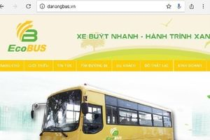 Đà Nẵng: Mở mới 6 tuyến xe buýt trợ giá