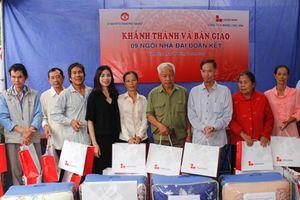 TP.Tam Điệp (Ninh Bình): Bàn giao nhà đại đoàn kết cho gia đình chính sách, hộ nghèo