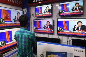 Ghi tên thủ đô Trung Quốc là 'Begging', đài truyền hình Pakistan 'lãnh đủ'