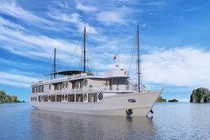 Oriental Sails chính thức mở bán du thuyền Calypso Cruises trên vịnh Lan Hạ