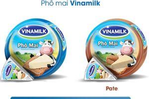 Phô mai Vinamilk giúp bé phát triển khỏe mạnh