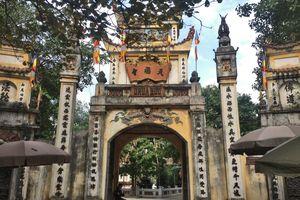 Hà Nội: Chùa Bộc thờ vua Quang Trung