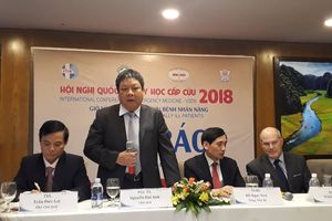 1500 đại biểu tham dự Hội nghi quốc tế về y học Cấp cứu năm 2018