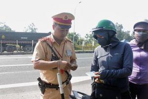Vĩnh Phúc: Tuần tra khép kín, xử nghiêm vi phạm giao thông