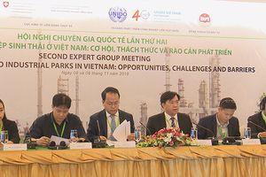 Khu công nghiệp sinh thái ở Việt Nam: Cơ hội, thách thức và rào cản phát triển