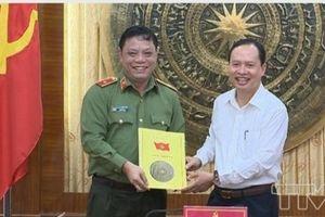 Thanh Hóa: Chỉ định Giám đốc công an tỉnh vào Ban Thường vụ Tỉnh ủy
