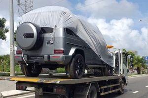 Mercedes-AMG G63 2019 đầu tiên về Việt Nam, liệu có phải là chiếc Minh 'nhựa' đã đặt hàng ?