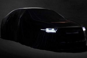 Genesis G90 2020 sẽ có đèn pha thiết kế hoàn toàn mới