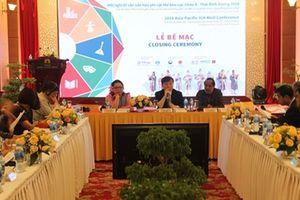 Thông qua tuyên bố chung về bảo vệ di sản văn hóa khu vực Châu Á - Thái Bình Dương