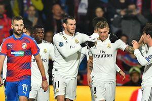 Benzema lập cú đúp, Real Madrid đại thắng '5 sao' trước Viktoria Plzen