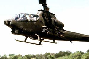 Khám phá trực thăng 'Hổ mang' tấn công Bell AH-1 Cobra do Mỹ sản xuất
