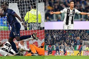 Toàn cảnh Juventus 1-2 MU: Pogba phá hỏng công sức của Ronaldo