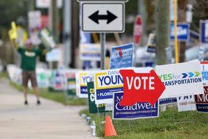 Bầu cử giữa kỳ ghi nhận 9 điều 'lần đầu tiên' trong lịch sử nước Mỹ