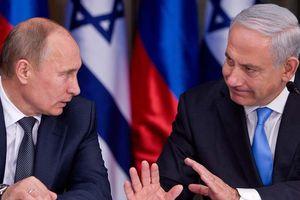 Mỹ muốn Nga tiếp tục để Israel tấn công Iran ở Syria