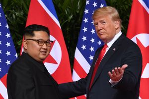 Tổng thống Trump để ngỏ khả năng gặp lãnh đạo Triều Tiên đầu năm 2019