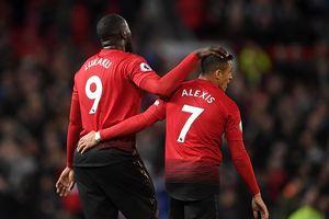 Chuyển động MU: Quỷ đỏ mất Lukaku và Sanchez ở trận gặp Man City?