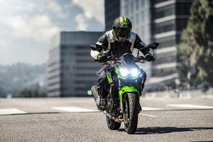 Kawasaki Z400 phiên bản Ấn độ được ra mắt tại EICMA 2018