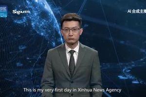 Trung Quốc ra mắt MC trí tuệ nhân tạo (AI) đầu tiên trên thế giới