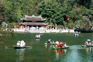Thẩm định dự án chỉnh trang hạ tầng chùa Hương