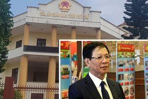 Đính chính sơ suất cáo trạng trước phiên tòa xử cựu tướng Phan Văn Vĩnh