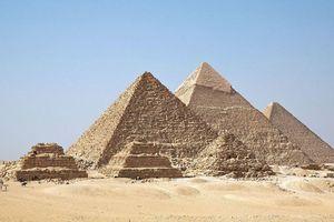 'Hoang mang' phát hiện mới phá tan bí ẩn hàng nghìn năm của kim tự tháp Ai Cập?