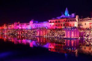 Ấn Độ xác lập kỷ lục Guinness trong lễ hội ánh sáng Diwali năm nay