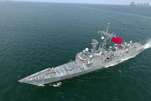 Đài Loan tiếp nhận 2 tàu tuần tra cũ từ hải quân Mỹ