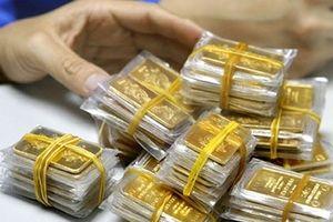 Sau cuộc họp của FED, giá vàng xuyên thủng mốc quan trọng